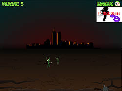 Zombies Last Stand