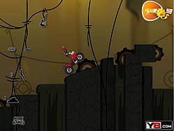 Crazy ATV Stunts game