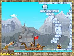 무료 게임 플레이 Roly-Poly Cannon 2