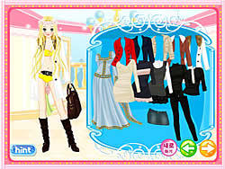 Fashion Queen game