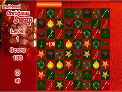 Traditional Christmas Swap game