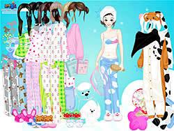 Gioca gratuitamente a A Big Party Of Pajamas