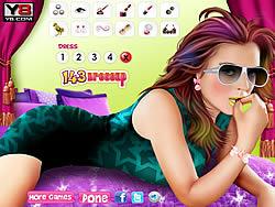 Lindsay Lohan Celebrity Makeover
