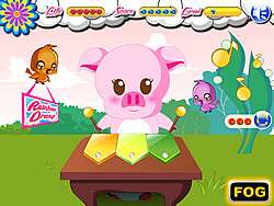 jeu Musical Piggy