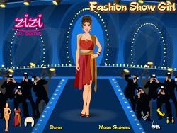 gra Fashion Show Girl