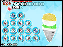 Shaved Ice MiniMatch game