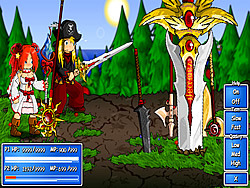 Epic Battle Fantasy game