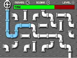 Juega al juego gratis Plumber Game
