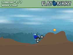 Minibike Trials game