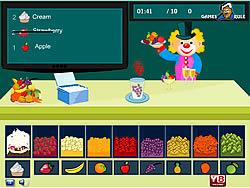 Fruity Shake game