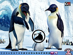 Hidden Numbers-Happy Feet 2  joc