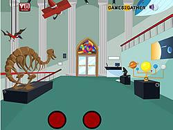 玩免费游戏 Gathe Escape-Museum