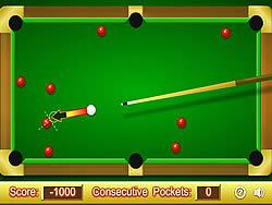 Spielen Sie das Gratis-Spiel  Pool Profi
