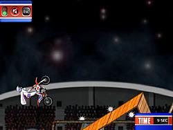 שחקו במשחק בחינם Moto X Madness 2