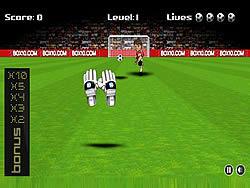 Smashing Soccer oyunu