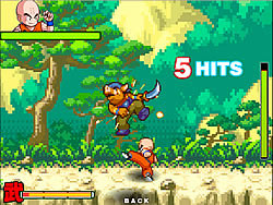 Dragon Ball Fighting 2 لعبة