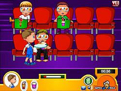 Munch N Movies game
