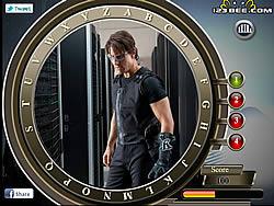 Gioca gratuitamente a Mission Impossible 4 - Hidden Alphabets