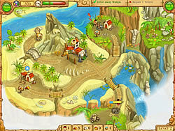 jeu Island Tribe 2