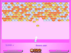 Pink Bubble Shooter