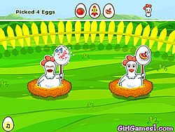 Pick My Eggs игра