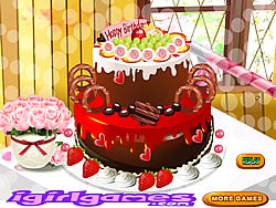 Pretty Yummy Cake oyunu