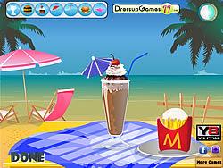 Ice Cream Challenge game