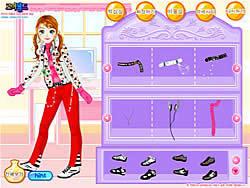 Gioca gratuitamente a Fashion Room 1