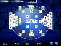 Dark Time Mahjong game