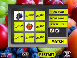 Fruits Perfect Match игра