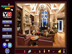 Royal Room Hidden Objects  joc