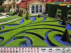 Играть бесплатно в игру Front House Hidden Alphabets