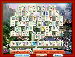 Mahjong Valley in the Mountain oyunu