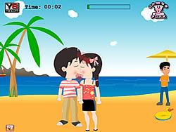 無料ゲームのFirst Kissをプレイ