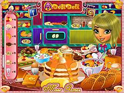 Mina's Breakfast Choice