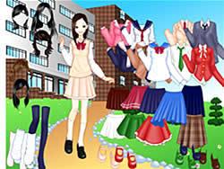 School Girl game