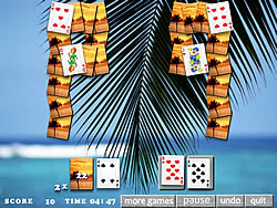 Waikiki Solitaire  joc