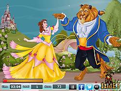 無料ゲームのKissing Beauty and the Beastをプレイ