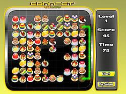Connect CafeLand игра