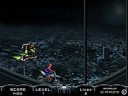 jeu Spiderman Rush 2
