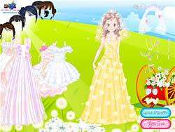 Dream-like Wedding game
