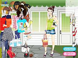 Gioca gratuitamente a Funky Girl Fashion