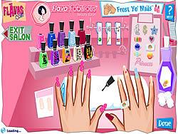 Flava Manicure Game