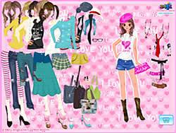 Maglaro ng libreng laro Coolest Fashion