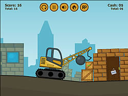Crash The City game