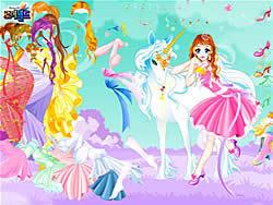 Gioca gratuitamente a Dress Up Fairy