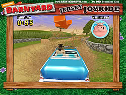 Jersey Joyride game