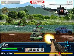 เล่นเกมฟรี Warzone Getaway 3