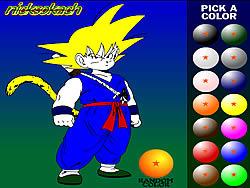Dragon Ball Z Painting
