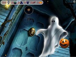 Gioca gratuitamente a Halloween Hidden Objects 2012